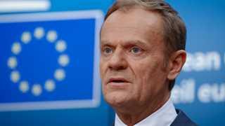 Tusk: UK ratification, no deal option are on agenda