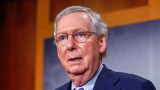 McConnell: Senate to take up Trump criminal justice reform