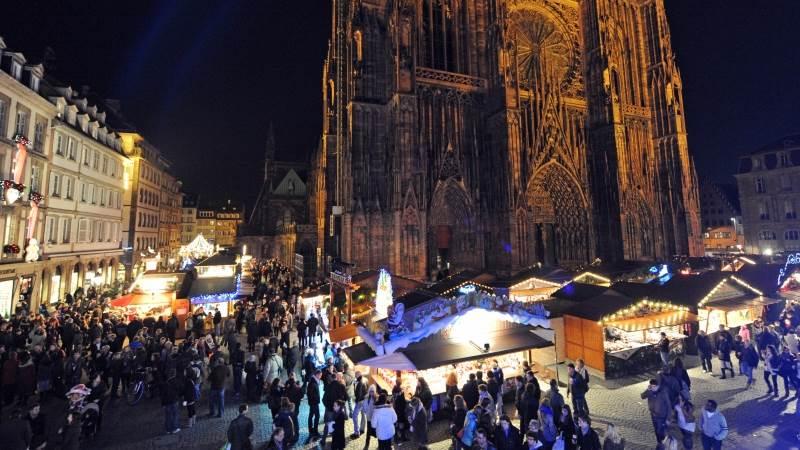 Strasbourg Christmas Market Shooting.1 Killed In Shooting At Christmas Market In Strasbourg