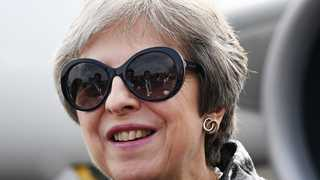May secures Tory backing to stay British PM – report
