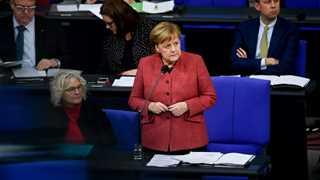 Merkel: No intention to change Brexit agreement