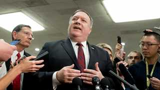 Pompeo blames China for Marriott hack