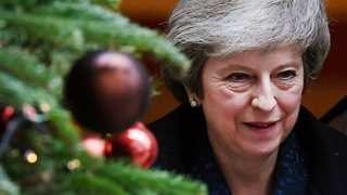 May tells Tories she won't run in next election