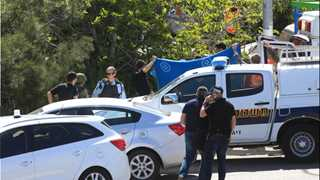 West Bank shooting attack leaves 2 dead, 2 wounded
