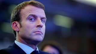 Macron: EU open to Brexit political discussion, not renegotiation