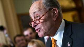 Schumer: No more funding for Trump's wall