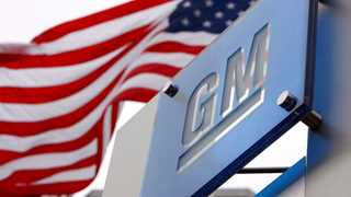 GM shares drop on Trump's negative remarks