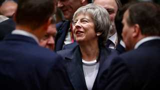 May suggests future deal instead of backstop expiry date - report