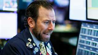 US stocks end deeply in red, near session lows