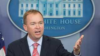 Mulvaney: Trump willing to give up on concrete wall