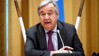 Guterres: Khashoggi probe is 'essential'