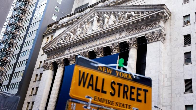 Wall Street opens lower on trade talks uncertainty