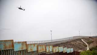Trump: Steel barrier instead of concrete wall