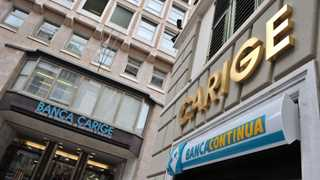 ECB takes charge of Italy's Banca Carige