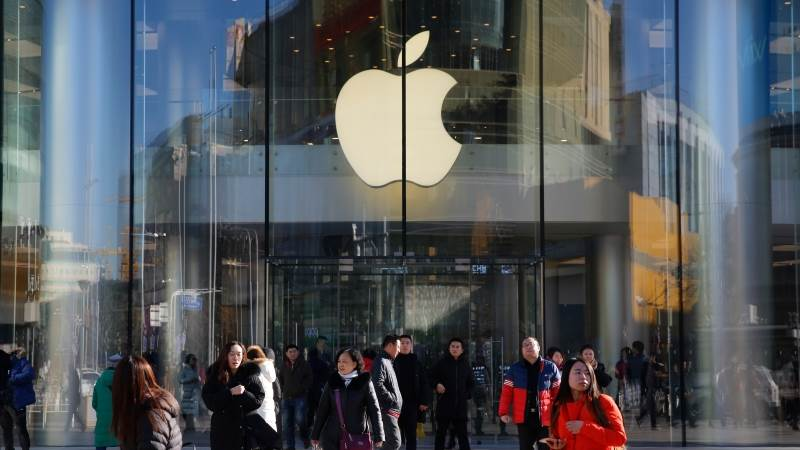 Apple warns of lower revenue in Q1 of 2019