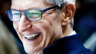 Apple affected by China's weakened economy - Cook