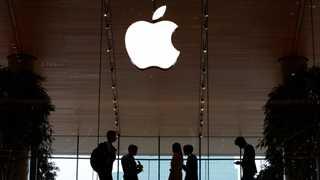 Apple falls over 8% premarket after guidance cut