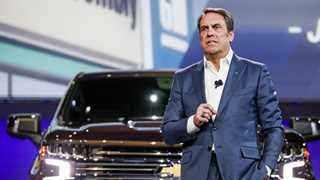 General Motors appoints Mark Reuss as president