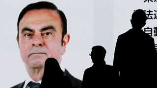 Ghosn requests clarification on arrest reason