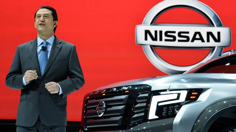 Ghosn's top Nissan ally given 'special tasks'