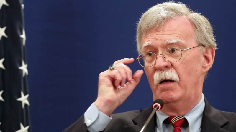Bolton: US needs guarantees from Turkey in Syria