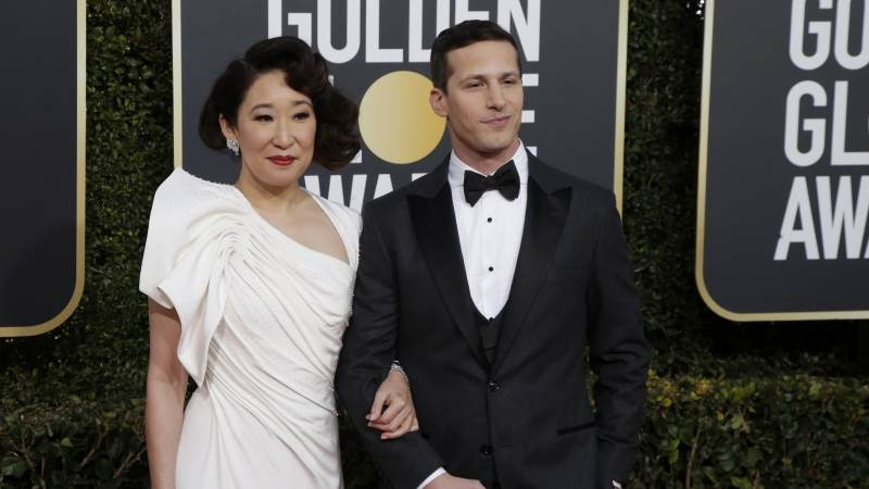 'The Americans' win Globe, Sandra Oh makes history