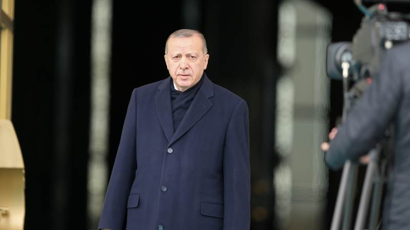 Military-wise, ISIS defeated in Syria - Erdogan