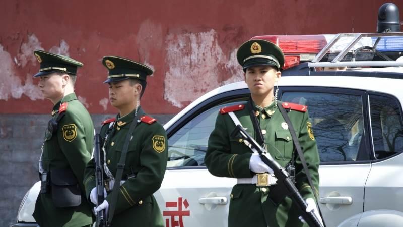 Stabbing reported at Beijing school, 20 injured