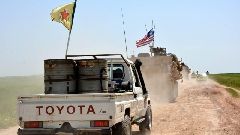 Erdogan: Kurdish YPG's fight against ISIS is lie