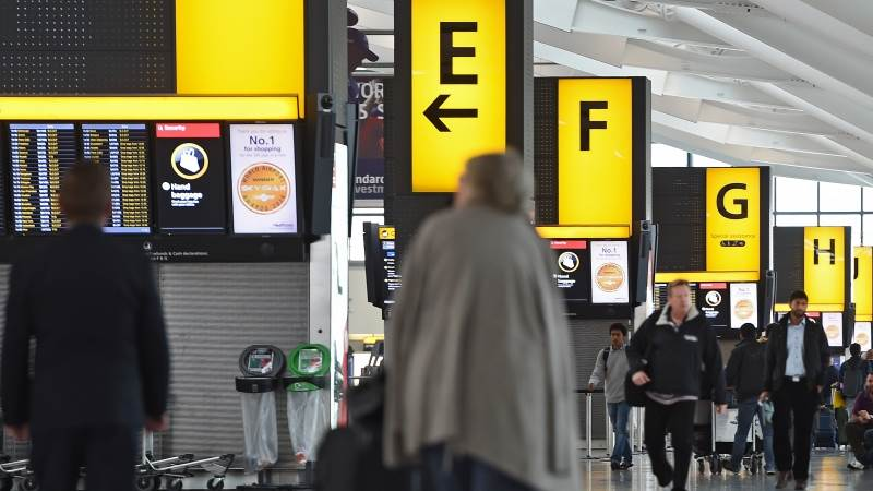 Heathrow Airport reopens after drone incident