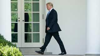 Trump to meet Senate GOP amid shutdown - report