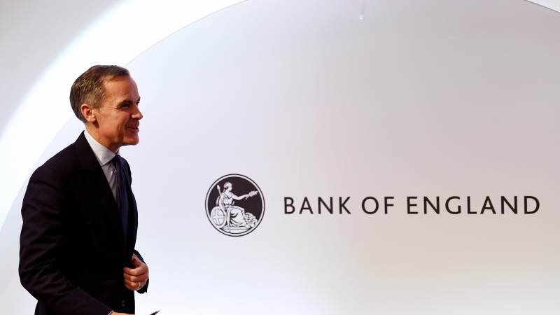 Carney: Reserve currencies other than dollar likely
