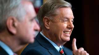 Trump should use emergency powers to fund wall - Graham