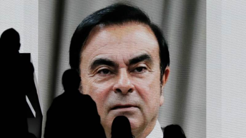 Ghosn indicted on two new charges