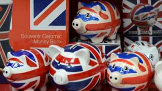 UK GDP growth accelerates to 0.3% in quarter to November
