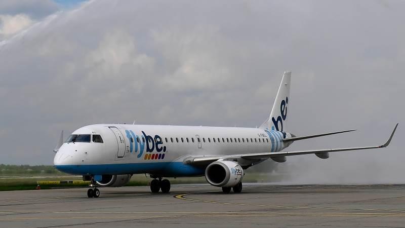 Virgin Atlantic and Stobart buy Flybe for £2.2M