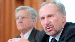 ECB's Nowotny: Growth slower, to stay positive