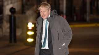 Boris Johnson calls for UK aid department's closure