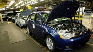 Labor union says Ford to terminate 1,150 UK jobs