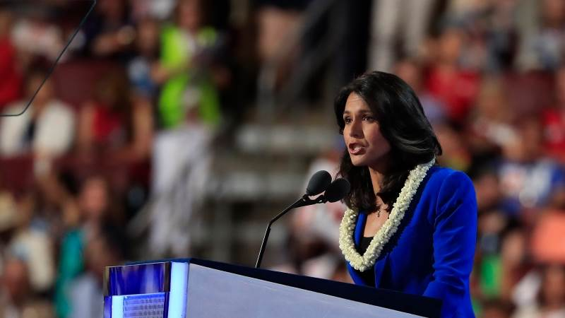 Tulsi Gabbard to run for president in 2020