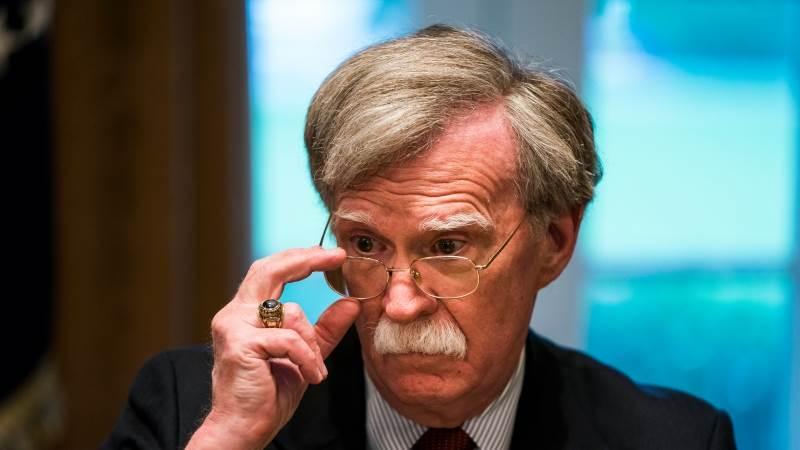US to use its power to reverse Venezuela crisis - Bolton