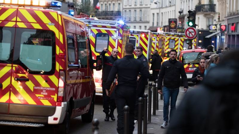 Four people died in Paris blast - Interior Minister