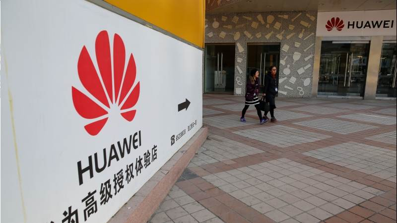 Huawei fires employee arrested in Poland