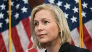 Senator Gillibrand hints at presidential run - report