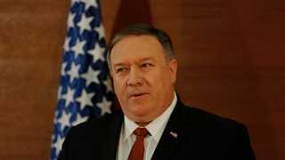 Pompeo urges Gulf states to end Qatar blockade