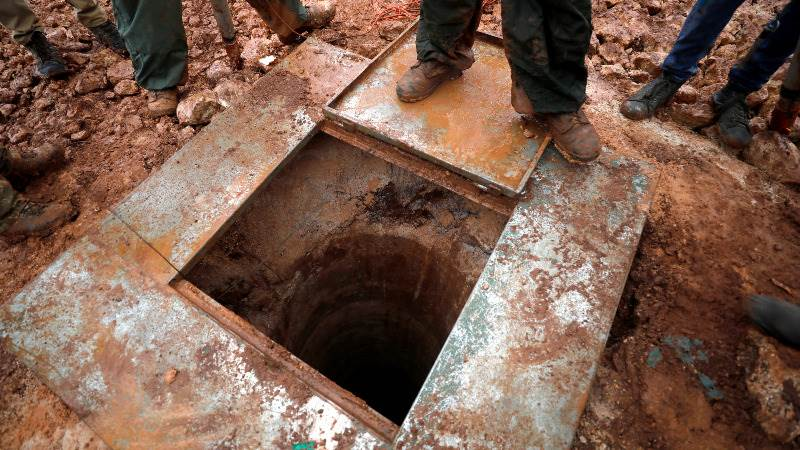 Israel locates last Hezbollah tunnel