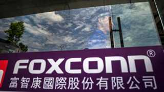 Apple's supplier Foxconn sales significantly drop