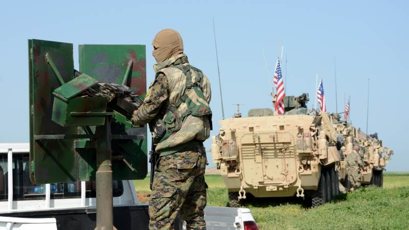Turkey to US: No difference between ISIS, YPG