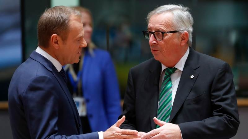 EU to send backstop reassurance letter to UK - report