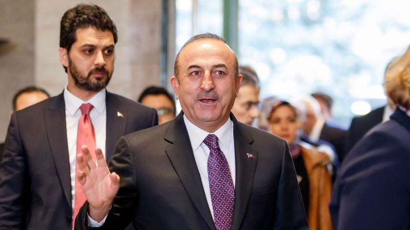 Trump pressured not to pull out from Syria - Cavusoglu